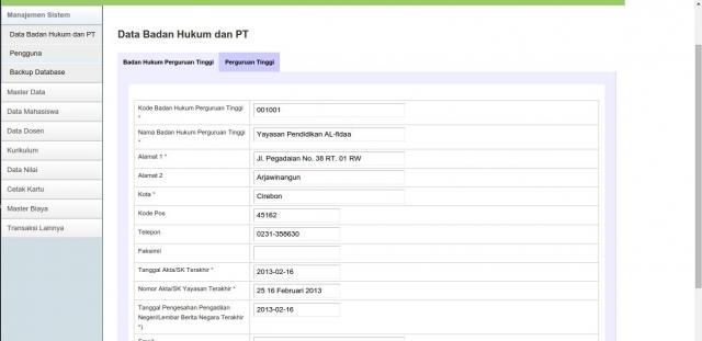 Foto: Pembuatan Website/Aplikasi Untuk TA/Skripsi