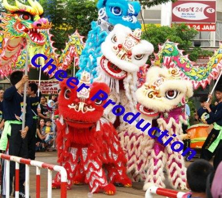 Foto: Grup Barongsai Cheer Production