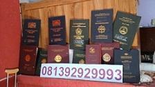 Foto: Pabrik Sampul Pasport, Sampul Agenda Dan Sampul Raport