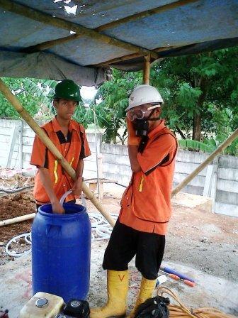 Foto: Perusahaan Anti Rayap Incopest