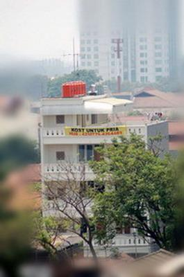 Foto: Kost Untuk Pria Di Jl Pramuka – Rawasari – Jakarta Pusat