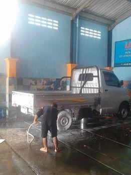 Foto: Sewa Carter Pick Up Angkutan Barang Surabaya
