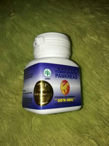 Foto: Obat Diabetes Herbal Alami Pankreas Kapsul