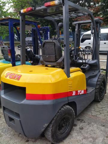 Foto: Sewa Forklift Jogja
