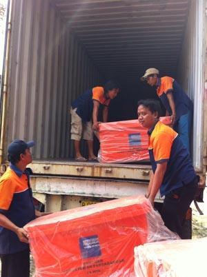Foto: Jasa Pengiriman Barang Import & Domestik Kargo