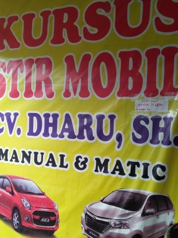 Foto: Kursus Stir Mobil Jakarta