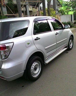 Foto: Dijual Daihatsu Terios TS Ekstra Automatic 2011 Pajak Panjang