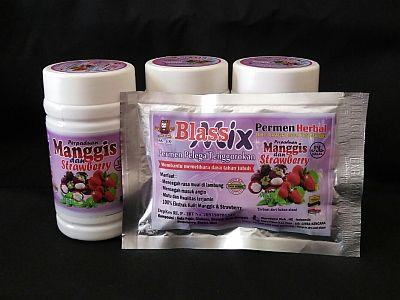 Foto: Dicari Agen Permen Herbal Manggis Dan Strawberry