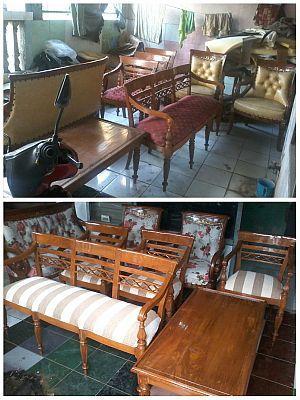 Foto: Service Sofa, Rubah Model Sofa, Bikin Sofa Baru – Diaz Sofa