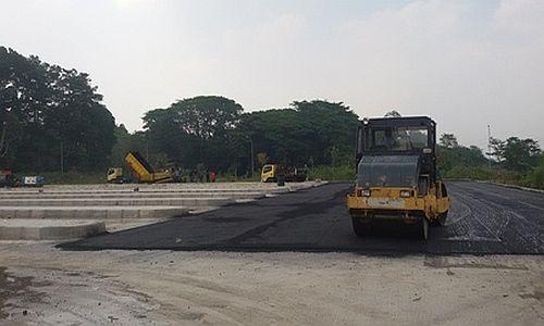 Foto: Kontraktor Perbaikan Jalan Berpengalaman