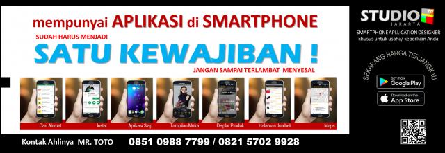 Foto: Aplikasi Di Smartphone Cepet Dan Murah