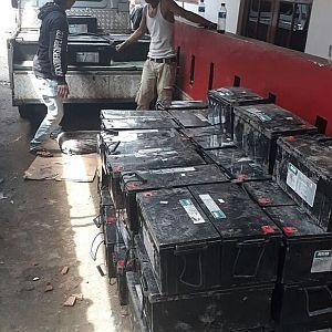 Foto: Beli Aki Bekas UPS & Server