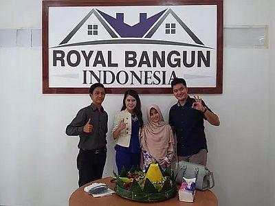 Foto: Peluang Bisnis Kantor Agen Royal Kontraktor, Omzet Milyaran Tiap Bulan