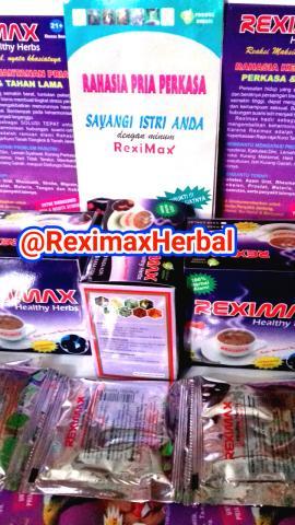 Foto: Kopi Herbal Kuat Reximax
