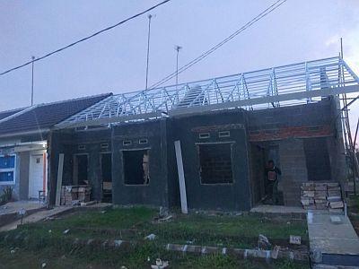 Foto: Kusen Aluminium Kaca Dan Atap Baja Ringan Murah Berkualitas Bekasi
