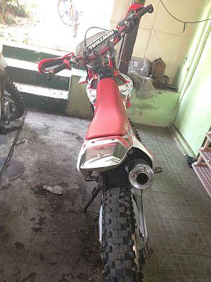 Foto: Dijual Motor Trail Build Up