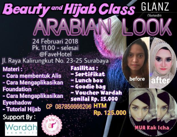 Foto: Beauty & Hijab Class