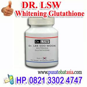 Foto: Dr. LSW Obat Pemutih Badan Terbaik