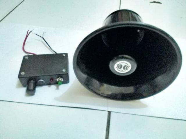 Foto: Jingle Melody/Speaker Corong