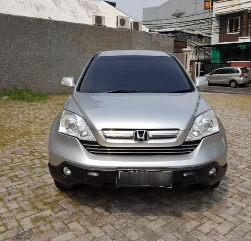Foto: Jual Cepat Honda CR-V 2.0 Matic 2007 Silver