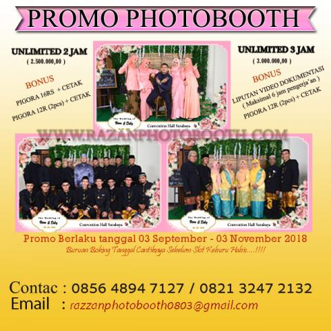 Foto: Jasa Photobooth