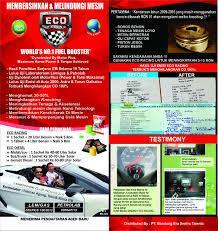 Foto: Eco Racing di Bandung