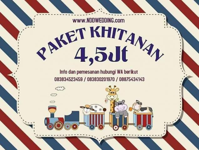 Foto: Paket Khitanan Murah Surabaya