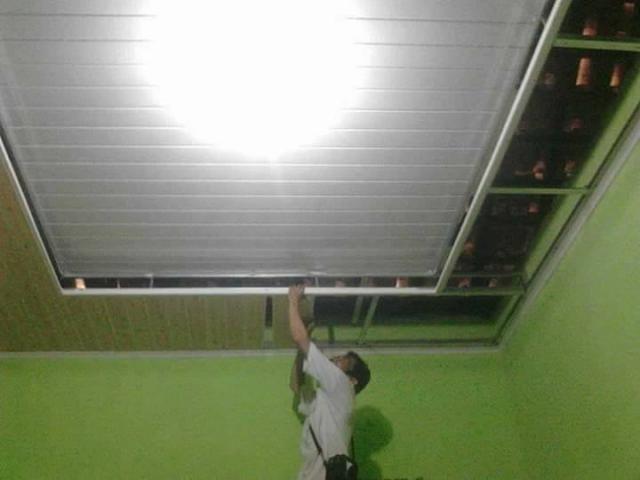 Foto: Harga Pasang Plafon PVC