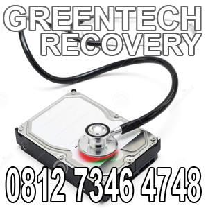Foto: Recovery Data di Cikarang