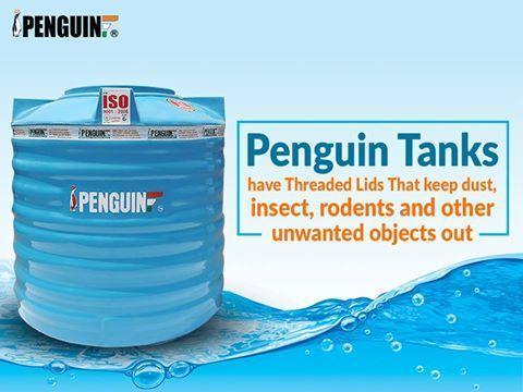 Foto: Jual Tangki Air Penguin Harga Murah