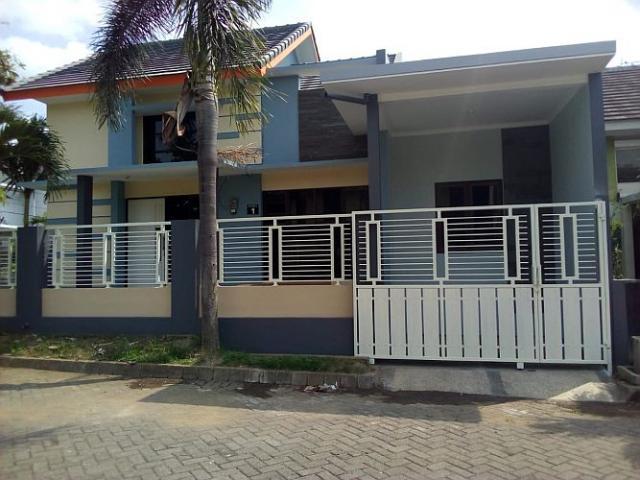 Foto: Disewakan Rumah Hook di Green Living Residence, Malang