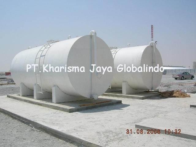 Foto: Tangki Solar 25.000 Liter  Murah