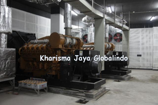 Foto: Pembuat Ruang Genset – Kharisma Jaya Globalindo