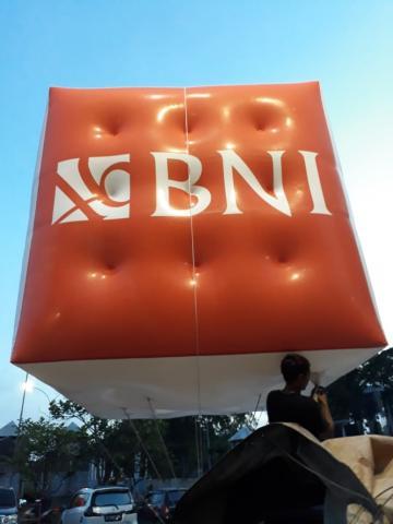 Foto: Balon Iklan Udara Promosi