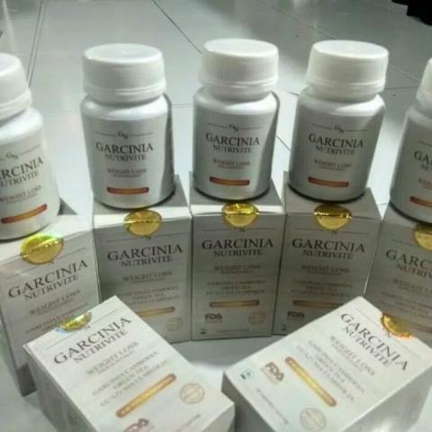 Foto: Garcinia Nutrivite Asli Obat Pelangsing Badan