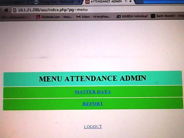 Foto: Program Sistem Attendance Payroll Tarif Ekonomis