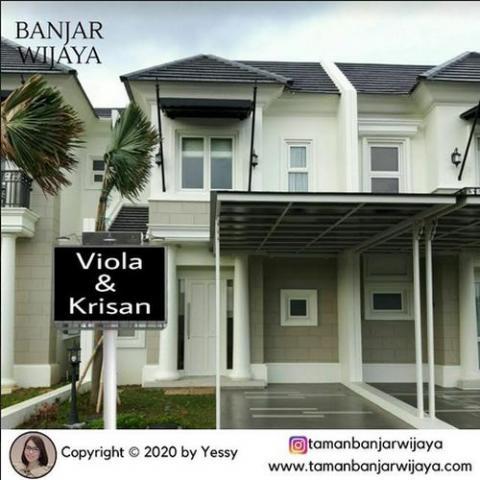Foto: New Viola dan New Krisan Banjar Wijaya Tangerang