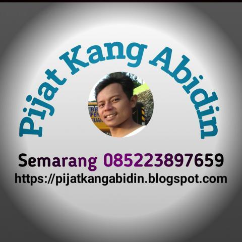 Foto: Tukang Pijat di Semarang