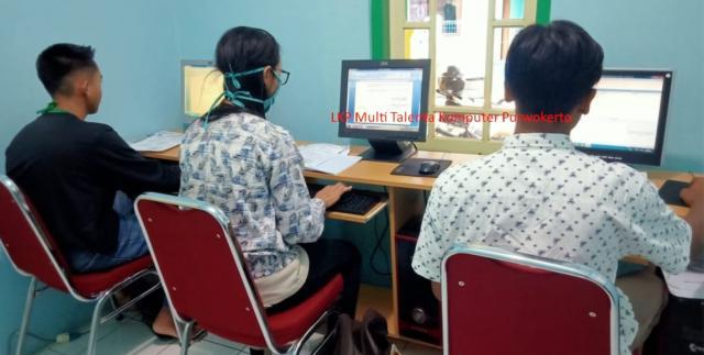 Foto: Kursus Komputer di Purwokerto Cepat Bisa