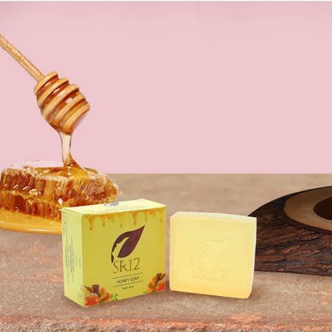 Foto: Facial Wash Madu & Honey Soap Bar