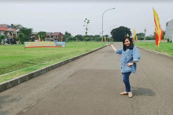 Foto: Jual Kavling Eksklusif Taman Permata Buana Jakarta Barat