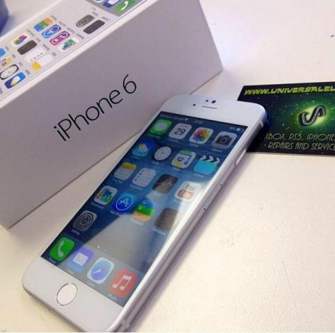 Foto: Apple Iphone 6 Bm (blackmarket) Original