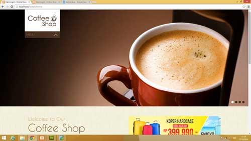 Foto: Pembuatan Website 100% Murah Dan Mudah