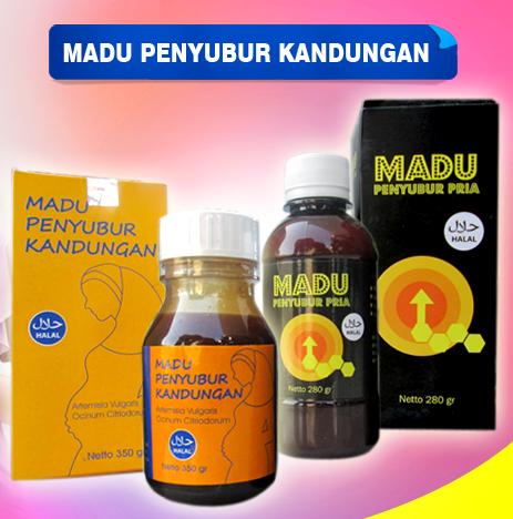 Foto: Madu Penyubur Kandungan Al Mabruroh Surabaya