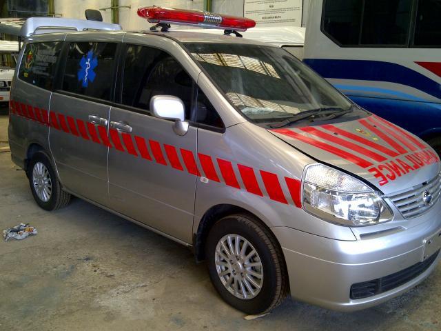 Foto: Tersedia Unit Ambulance Dan Kelengkapannya
