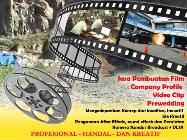 Foto: Jasa Pembuatan Video Clip Dan Company Profile