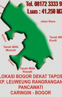 Foto: Jual Tanah Di Bogor Dan Manado