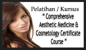 Foto: Kursus Estetika Medik Dan Kecantikan
