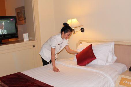 Foto: Program Pendidikan Cepat Bekerja Di Hotel Kapal Pesiar