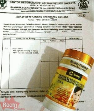 Foto: Obat Pemutih Kulit Muka & Badan Permanen